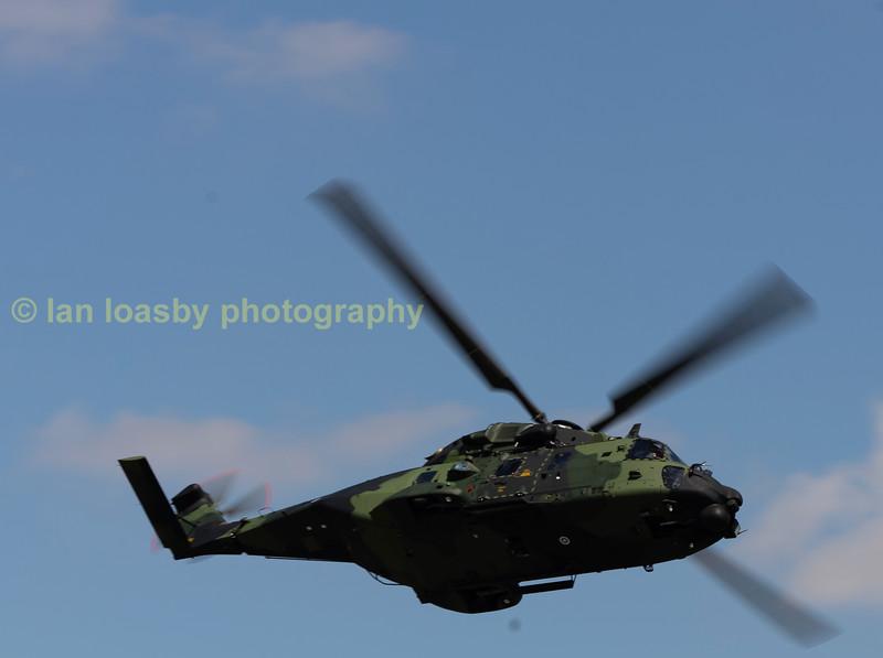 Finnish Army Aviation NH90 TTH