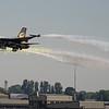 F 16 'Flying Turk' demo