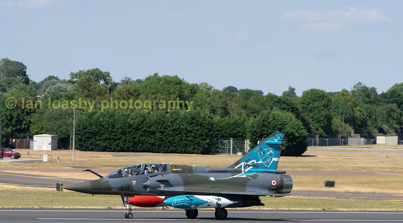 French Air Force Mirage 2000D