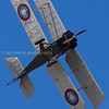 Royal Aircraft factory SE5a (replica) !st flew in November 1916 and went into squadron service in 1917