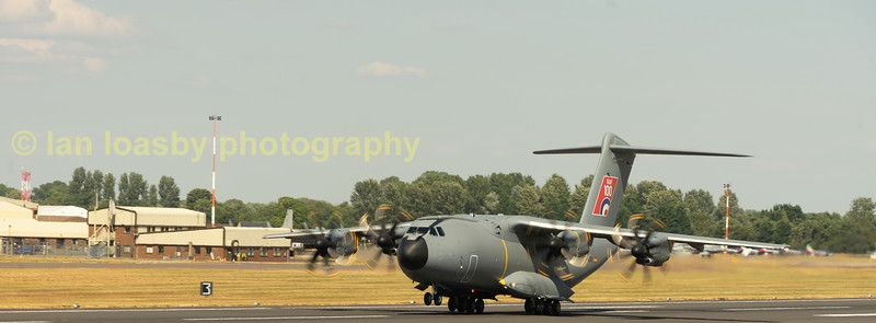 Airbus Industries A400 (RAF Known it as the ATLAS)