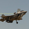 The awe-inspiring Lightning II aka F35 b which has the ability to hover which this one is demonstrating here.