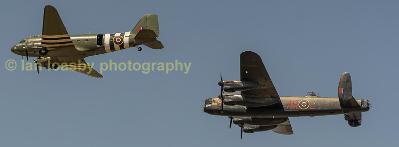 The Dak and Lancaster
