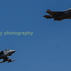 The presnt and future, 617' soon to swap their Tornado's for the Lightning II's the F35b which leads here.
