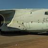 Japanese air self defence force kawasaki C-2
