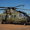 ZK001 a RN Merlin HC3A of 845 NAS  RNAS Yeovilton