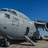 USAF Boeing C17 Globemaster    07--7188 from 437th Air Wing Charleston  SC.