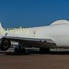 A USAF E-6B Mercury reconnaissance aircraft  fom VQ-4 sqn Tinker AFB Oklahoma