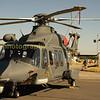 Italian Air Force Leonardo  HH-139A Caesar SAR helicopter