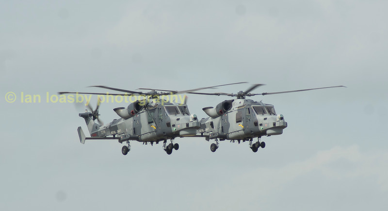 close formation in the hover