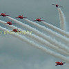 Playing a game of chase Red Arrows style