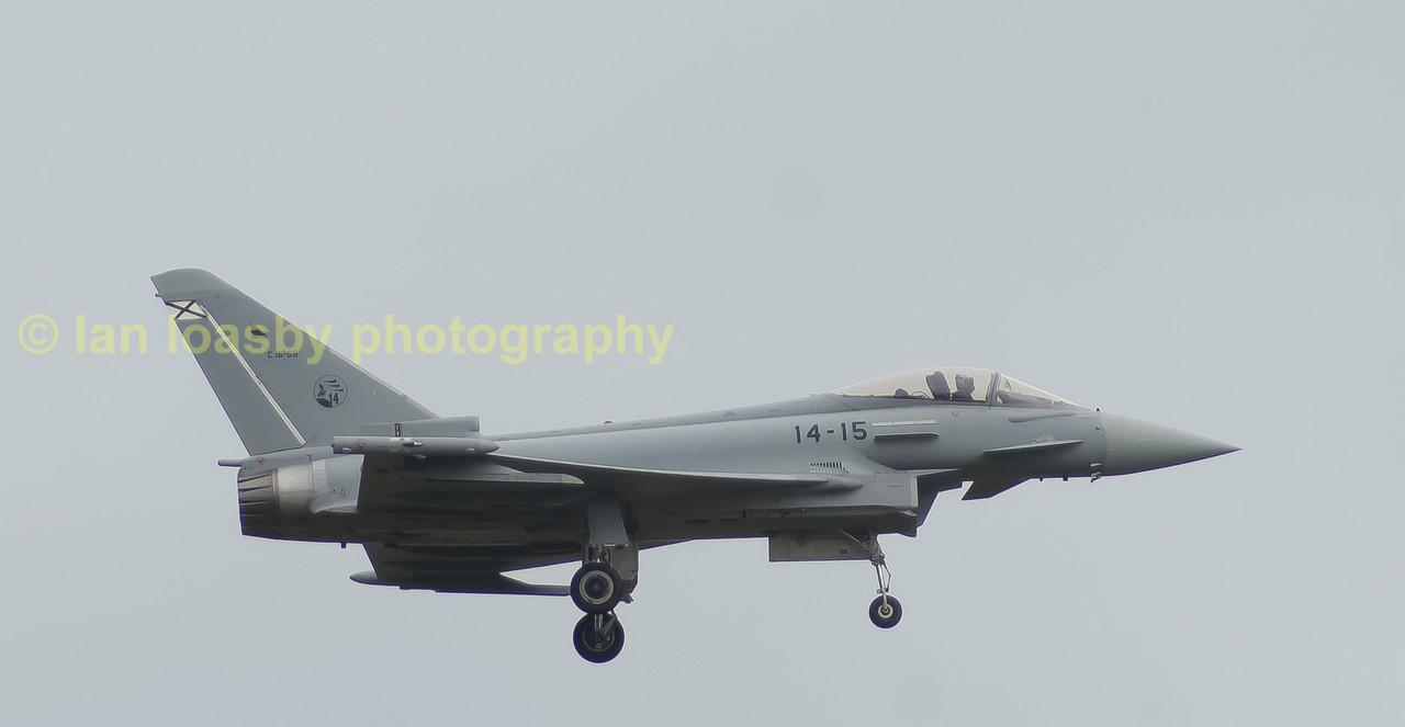 Spannish Eurofighter