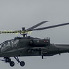 Dutch Air Force Apache attack helicopter