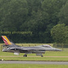 Belgian Air Force F16