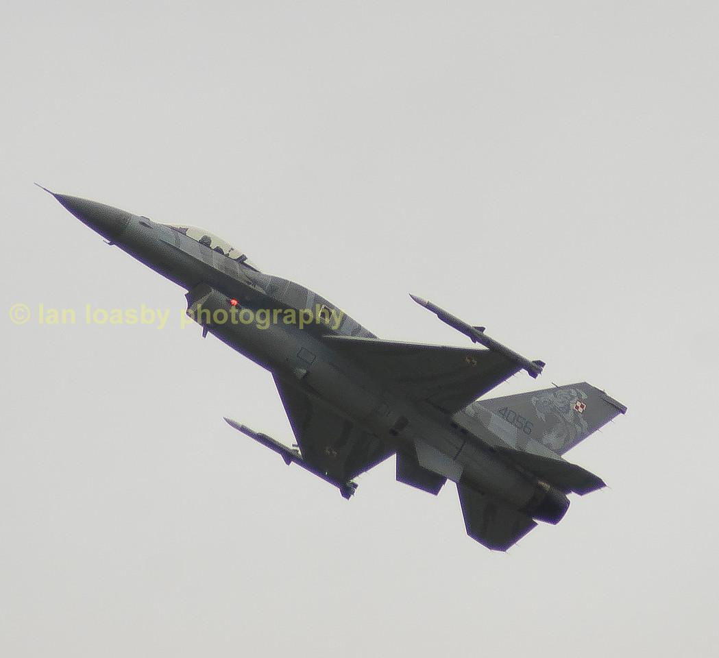 Polish airforce f16