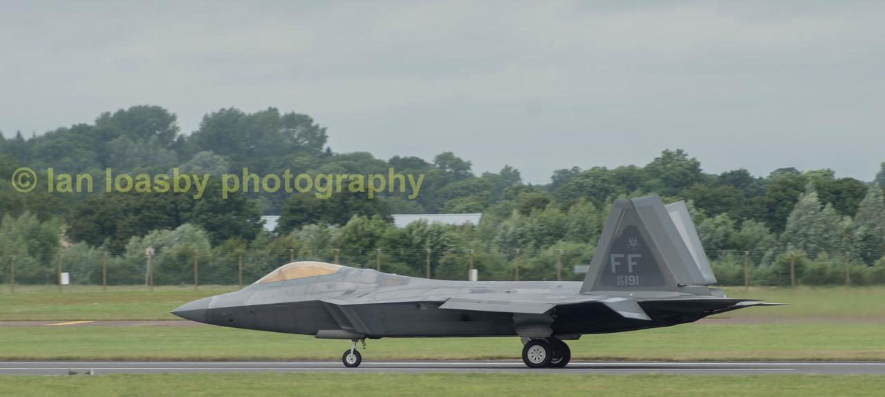 Lockeed Martin  / Boeing F22 'Raptor'