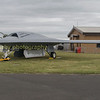 This is a x-47b drone semi autominous technology demonstrator