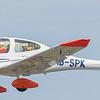 Bruno Stockers Diamond DA-40 Diamond star departs on monday morning