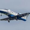 Affinity Flying Services EMB Phenom 100 PH-PHK departs RIAT 2017