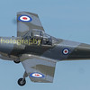 This beautiful restored aircraft is a 1955 Percival Piston Provost XF603 from the Shuttleworth collection at Old Wharden