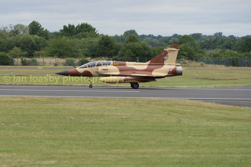 Followed by Mirage 652 / 3XN
