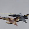 French airforce display team   Couteau Delta Mirage 2000D