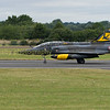 Safely back on the fairford ruway CouteauDelta Mirage  618 / 3-XC