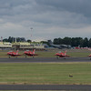 Well the rest have tried now sit back and watch the best, The RAF's own , The Red Arrows.