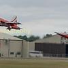 Patrouillie Suisse get airborne