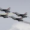 Thunderbirds 1,2,3 & 4