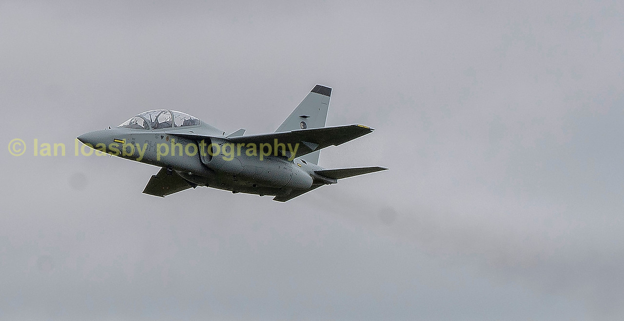 Italian airforce Leonardo T-346A Master   MM52220 /61-16 of 311 Gruppo