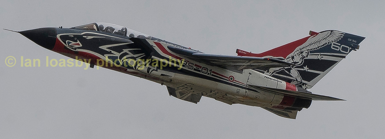 Italian Airforce Panavia A-200A  Tornado IDS CSX7041 / RS / 01 from 311 gruppo