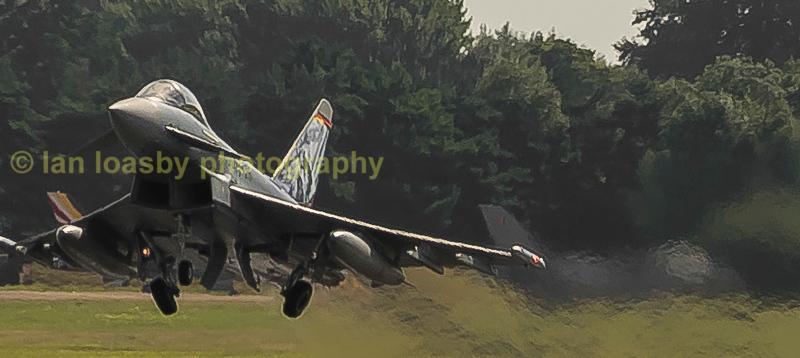 Luftwaffe Eurofighter EF-2000 30 + 26