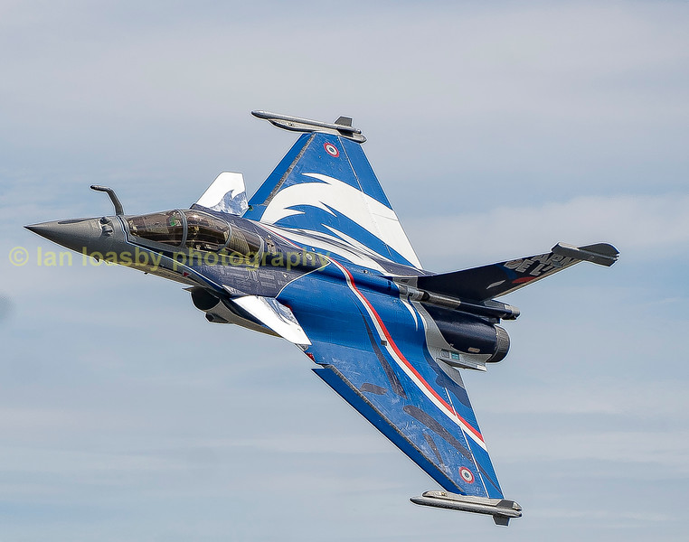 French Air Force Dassauult Rafale C  133 / 4GL