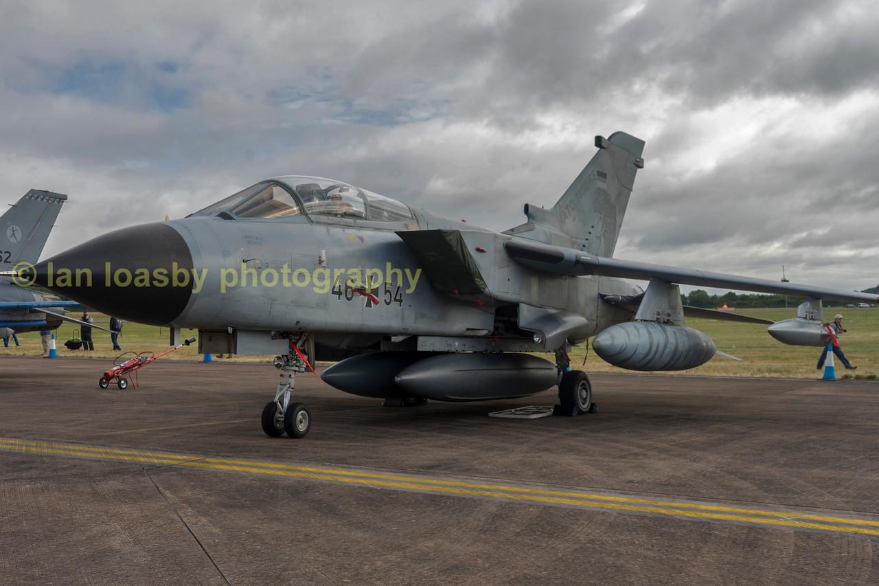 Luftwaffe Panavia Tornado ECR  46 + 54