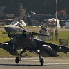 Swedish Airforce Gripen 39C 39226 / 226 takes off and departs RIAT