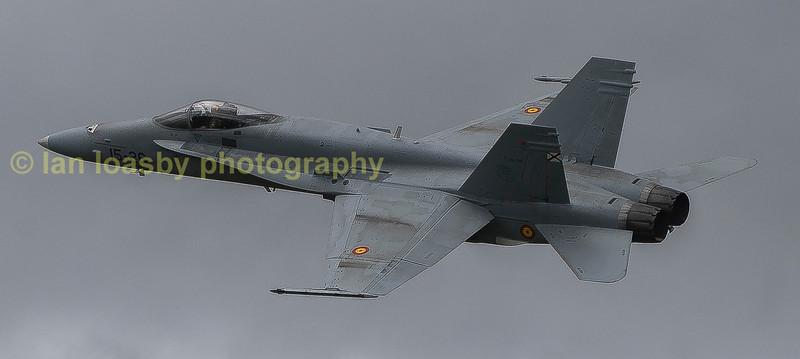 Spanish Airfrce MD EF-18M Hornet C15-39 / 15-26