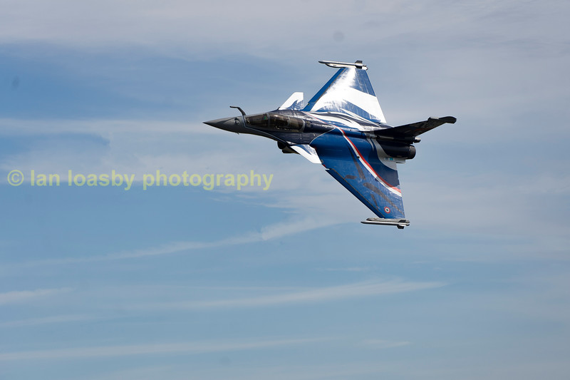 French Air Force Dassauult Rafale C  133 / 4-GL