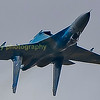 Ukranian Air Force Sukhoi Su-27- P1M  '5B'  known by NATO as a FLANKER,