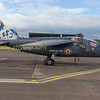 French airforce Dassault / Dornier Alpha Jet E E42 / 705-TA  jet trainer