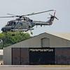 German Navy Lynx 89 + 25 departs from RIAT 2017