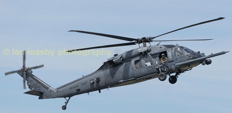 USAF Black hawk