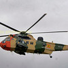 Belgian Sea King Mk40 RS-02 from 40 Sqn air sea rescue aircraft