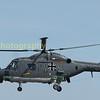 German Navy Lynx 83-25 departs RIAT 2017