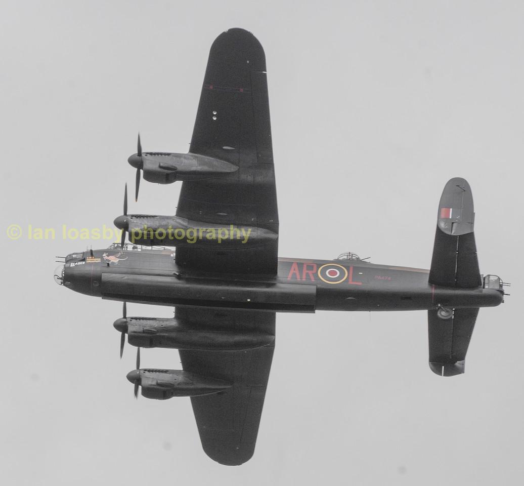 PA474 Avro Lancaster RAF's BBMF