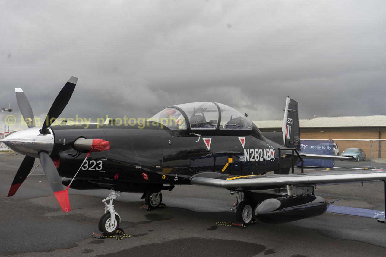 RAF Shorts Tacano