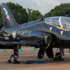 XX295 CU / 842 is a Hawk trainer from 736 Naval Air Sqn