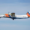 Dutch coastguard Dornier 228-212 PH-CGC departs