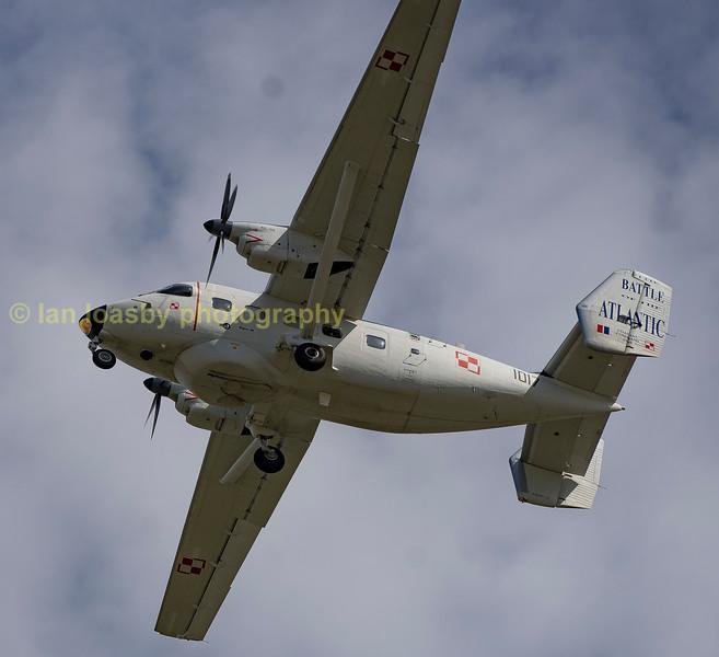 Polish Navy PZL-Mielec M-2881R-Bryza 1017