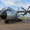 Luftwaffe 51 + 01 is a Transall C-160D